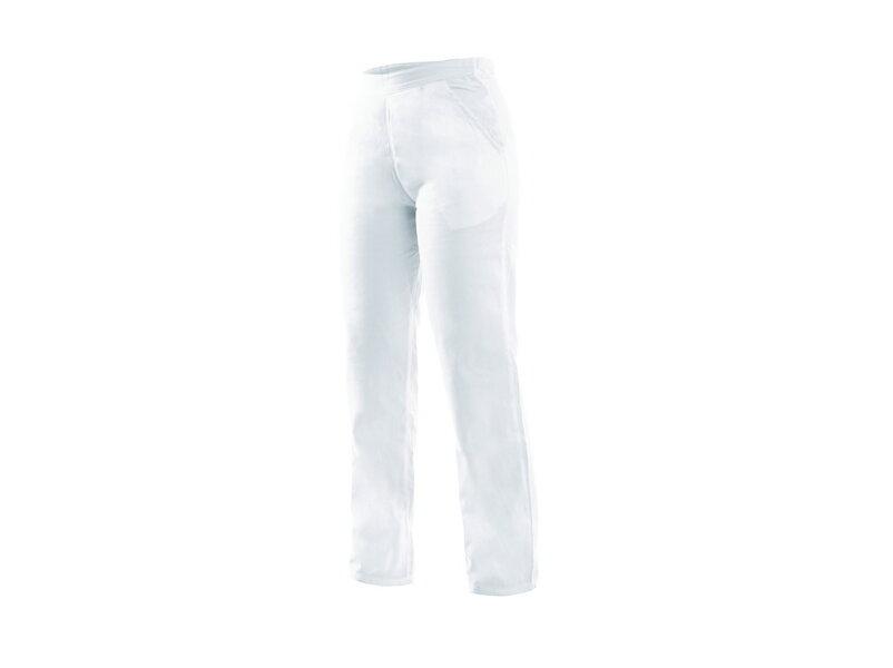1d313f423590 Biele dámske nohavice CXS DARJA