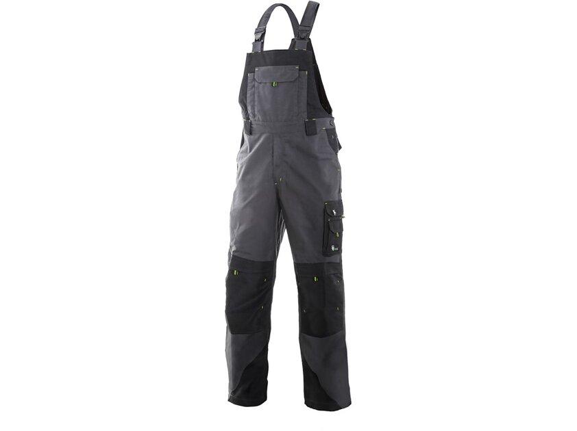 8a9acba4e589 Pánske monterkové nohavice s náprsenkou zimné CXS Sirius TRISTAN