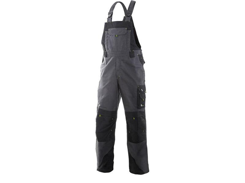 7193b18d3266 Pánske monterkové nohavice s náprsenkou zimné CXS Sirius TRISTAN