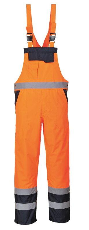 b3a57d133496 Reflexné nohavice na traky Portwest S489 zateplené