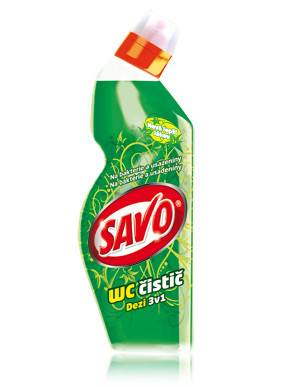 Savo WC 750ml Dezi 3v1