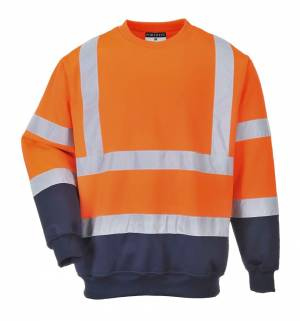 Mikina Portwest TWO TONE Hi- Vis B306